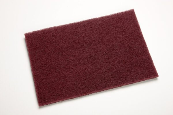 Scotch brite schuurpad bordeaux